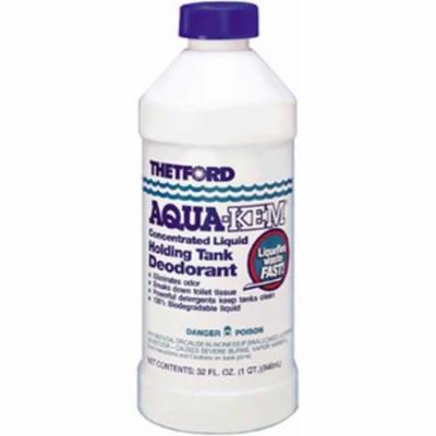 Thetford 24260 Aqua Kem (1/2 Gallon Bottle)