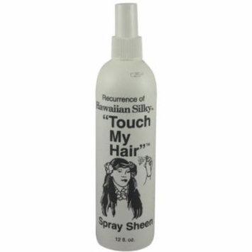 Hawaiian Silky Touch My Hair Sheen 12 oz. (Pack of 2)