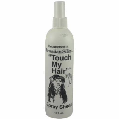 Hawaiian Silky Touch My Hair Sheen 12 oz. (Pack of 2)