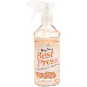 Mary Ellen's Best Press Clear Starch Alternative 16oz-Peaches & Cream