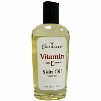 Cococare Vitamin E Oil 10000 Iu 4 oz. (Pack of 2)
