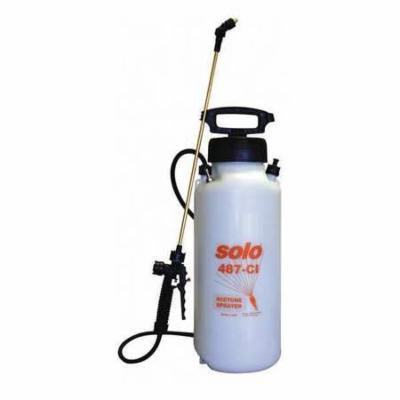 SOLO 487-CI Industrial Acetone Tank Sprayer,3 gal. G3958151