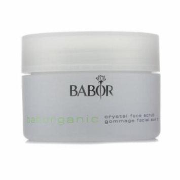 Baborganic Crystal Face Scrub