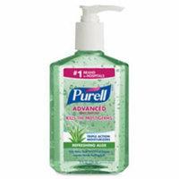 Gojo GOJ967412CT Purell Aloe Advanced Hand Sanitizer, 12 Per Carton
