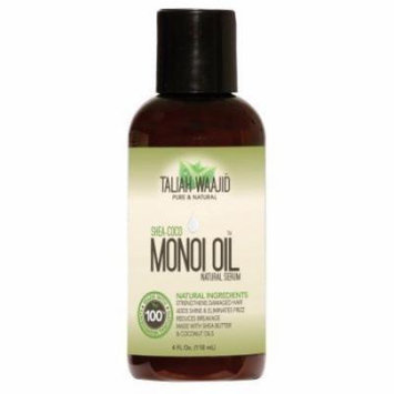 Taliah Waajid Shea-Coco Monoi Oil Natural Serum 4 oz. (Pack of 2)