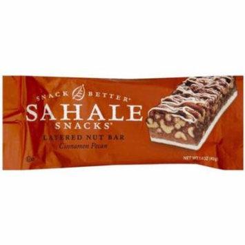 Sahale Snacks® Cinnamon Pecan Layered Nut Bar
