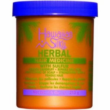 Hawaiian Silky Herbal Hair Medicine 7.5 oz. (Pack of 6)