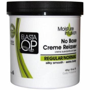 Elasta Qp No Base Relaxer - Regular 15 oz. (Pack of 6)