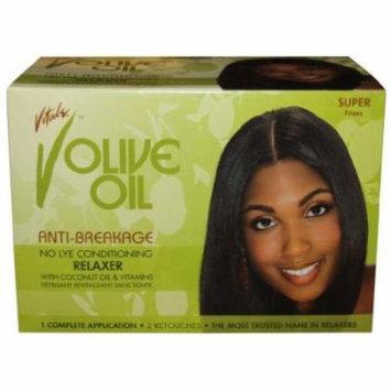 Vitale Olive Oil Relaxer - Super Kit (Pack of 6)