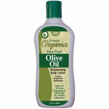 Africa's Best Organics Ultimate Olive Body Lotion 12 oz. (Pack of 2)