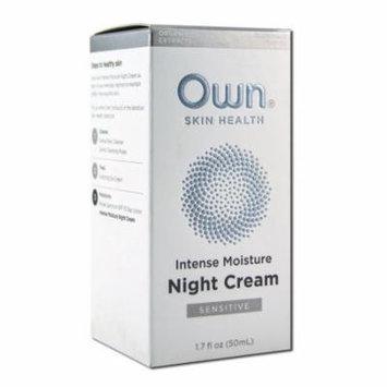 Own Beauty - Skincare, Sensitive Intense Moisture Night Cream 1.7 oz