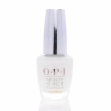 OPI Infinite Shine Nail Lacquer, Non-Stop White IS L32 0.5 Fluid Ounce