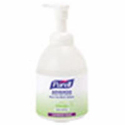 Go-Jo Industries 579104CT Green Certified Instant Hand Sanitizer Foam, 535 ml. Bottle