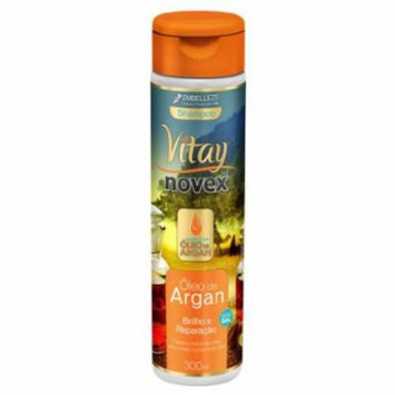 Novex Argan Shampoo 10.1 oz. (Pack of 2)