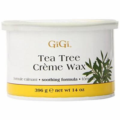 GiGi Tea Tree Creme Wax 14 oz. (Pack of 3)