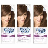 Clairol Nice n Easy Hair Color #76 Light Golden Brown, UK Loving Care (Pack of 3)