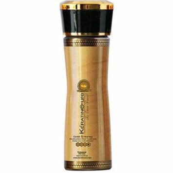 Keratin Cure Gold & Honey Bio-Brazilian Sulfate Free Daily Conditioner 160ml/5floz