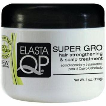 Elasta QP Super Gro Hair & Scalp 6 oz. (Pack of 2)