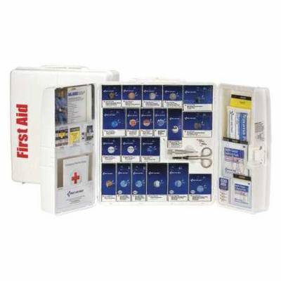 FIRST AID ONLY 90660 First Aid Kit,25 People,Plastic,4 in. G4448197