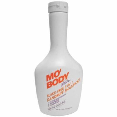 Vitale Mo' Body Flake-Free 3 in 1 Dandruff Shampoo 12 Oz.