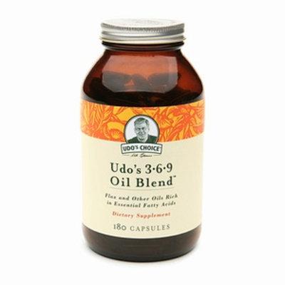 Flora Udo's Choice 3-6-9 Oil Blend Capsules