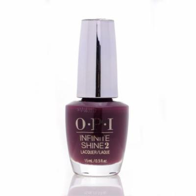 OPI Infinite Shine Nail Lacquer, Stick To Your Burgundies IS L54 0.5 Fluid Ounce