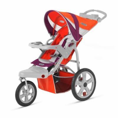 InStep Flight Swivel Stroller-Style:Single Stroller