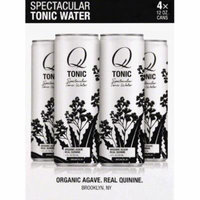 Q Water, Tonic, Spectacular