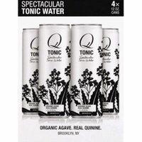 Q Water, Tonic, Spectacular
