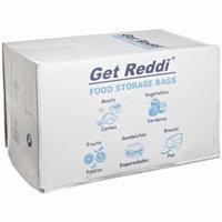 Inteplast Group PB5547519 0. 75 mil. Get Reddi Bread Bag - Large, Clear