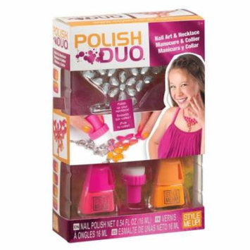 Style Me Up Polish DuoTM - Nail Art & Necklace