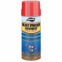 16 Oz. Safety Black Rustproof Paint(12 Oz Fill)