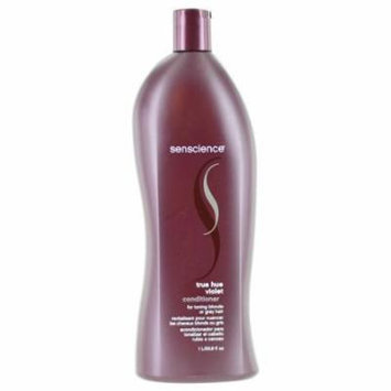 SENSCIENCE by Senscience TRUE HUE VIOLET CONDITIONER (TONING BLONDE/GREY HAIR) 33.8 OZ