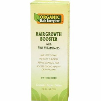 Organic Hair Growth Booster 6 oz. (Pack of 2)