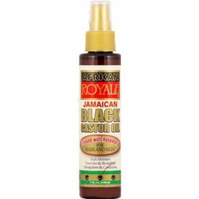 African Royale Jamaican Black Castor Oil 5 oz. (Pack of 3)