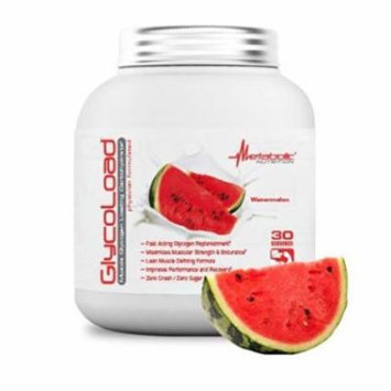 Metabolic Nutrition GlycoLoad, Watermelon, 30 Servings