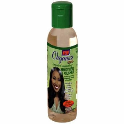 Africa's Best Organics Smoothing Polish 6 oz. (Pack of 2)