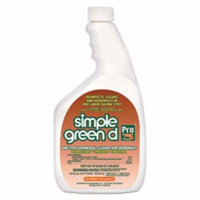 Simple Green d Pro 3 One-Step Germicidal Cleaner/Deodorant 32 oz Bottle w/Childproof Cap
