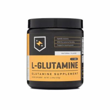 New Whey Nutrition L-glutamine, Natural, 60 Servings