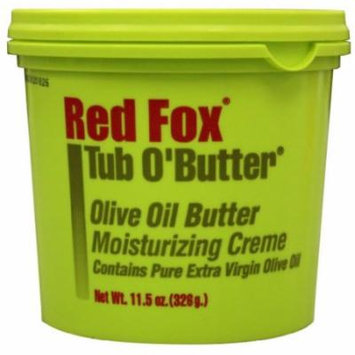 Red Fox Bottle O'butter Olive Oil Lotion 12 oz. (Pack of 2)