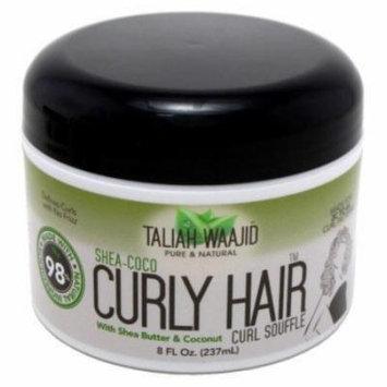 Taliah Waajid Shea-Coco Hair Curl Souffle 8 oz. (Pack of 6)
