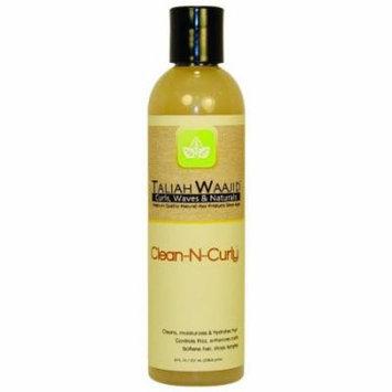 Taliah Waajid Clean N Curly Shampoo 8 oz. (Pack of 2)