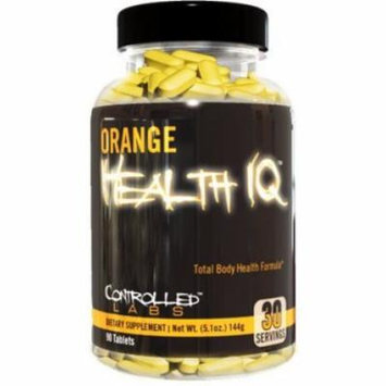 Controlled Labs Orange Health IQ, 90 tablets