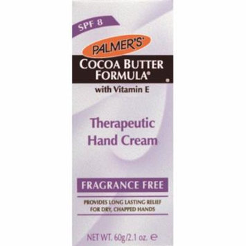 Palmer's Cocoa Butter Hand Cream Concentrated 2 oz. (Pack of 2)