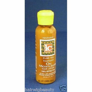 Fantasia IC Pure Tea Instant Oil Moisturizer Hair Lotion 2 Oz.