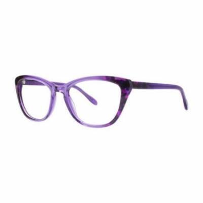 VERA WANG Eyeglasses V365 Amethyst 54MM