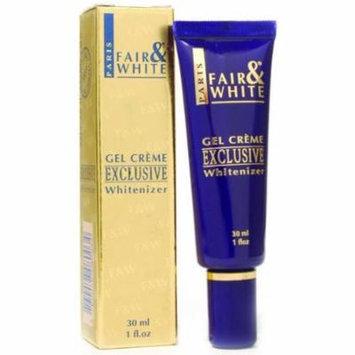 Fair & White Exclusive Gel Cream 1 oz. (Pack of 6)