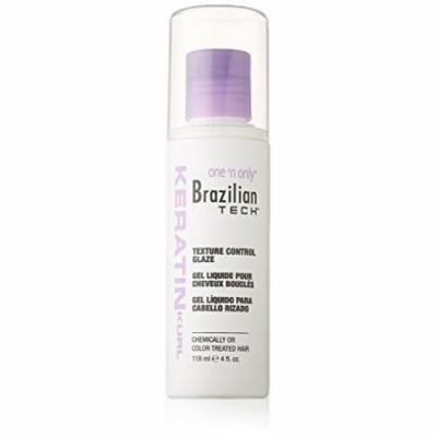 One N Only Brazilian Tech Kurl Texture Control Glaze 4oz