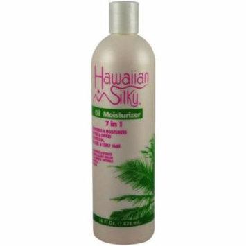 Hawaiian Silky Oil Moisturizing 7-In-1 16 oz. (Pack of 2)