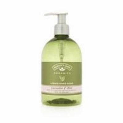 Natures Gate 0129734 Organics Liquid Soap, Lavender & Aloe - 12 fl oz
